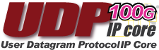 UDP100G IP